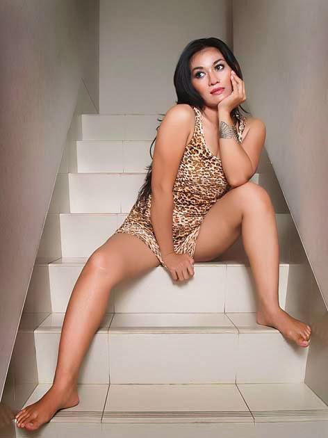 Foto Hot Tante Toket Gede dan Bokong Semok -9