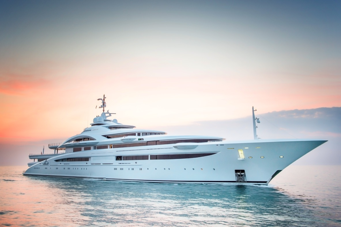 Superyacht Maryah