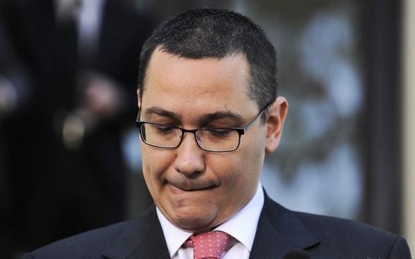 Victor Ponta - fost agent sub acoperire al SIE