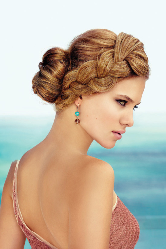 Wedding bridal hairstyles 2012 part 2 - Wedding Trends Braided Hairstyles Part 3 Belle The