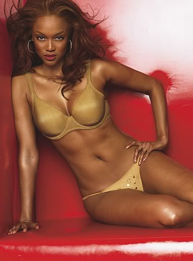 Join. Tyra banks victoria secret