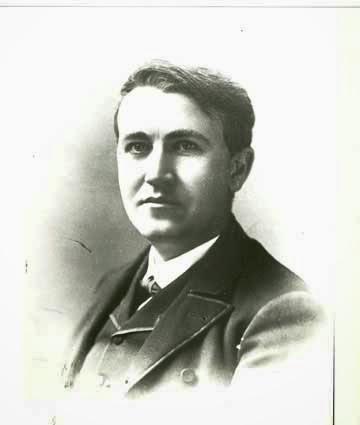 Thomas Edison's Young Photo
