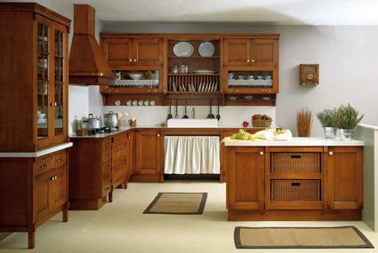 Decoraci n de cocinas rusticas modernas decoraci n de for Pisos de cocinas rusticas