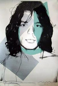 Usuario vende serigrafía de Andy Warhol