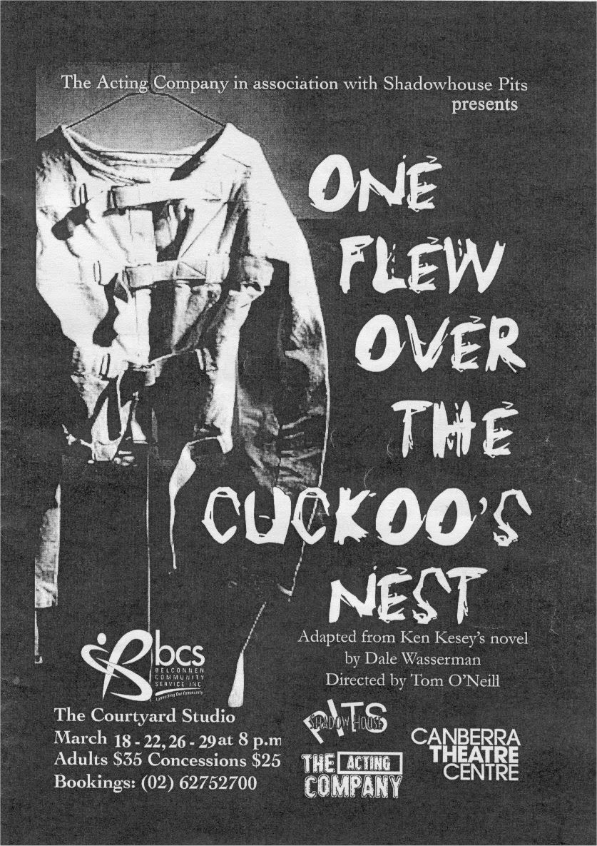 a review of ken keseys novel one flew the cuckoos nest Throughout his novel one flew over the cuckoo's nest, ken kesey uses the voices of different character's to carry the story along, giving it depth and meaning.
