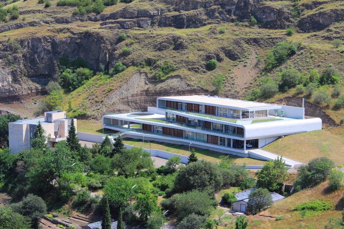 Botanical Institute of Tbilisi • Georgia