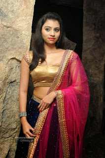 Actress-Priyanka-Stills-at-Adi-Lekka-Audio-Launch