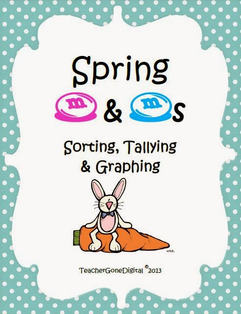 http://www.teacherspayteachers.com/Product/Spring-MM-Sorting-Tallying-Graphing-Center-593156