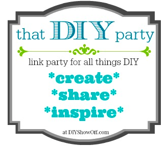 DIY Show Off Link Party
