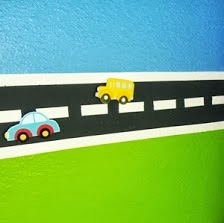 Magnetic Car Wall