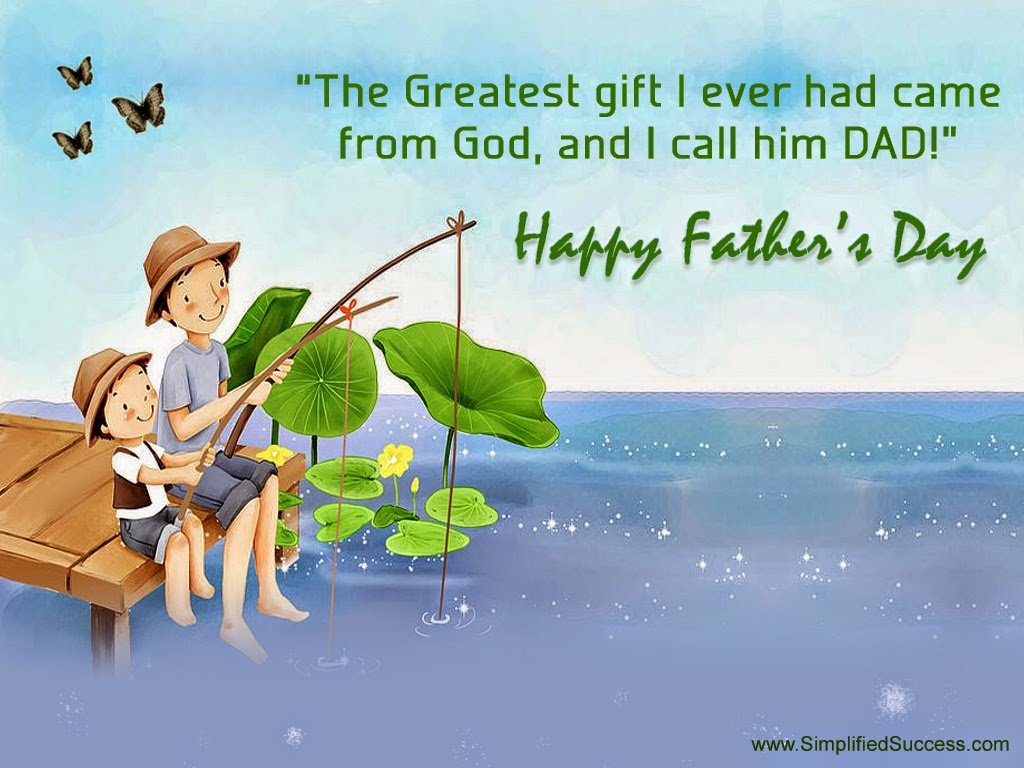 My First Ideal || Father's Day Quotes