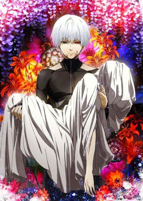 Tokyo Ghoul season 2 akan tayang sejumlah 12 episode