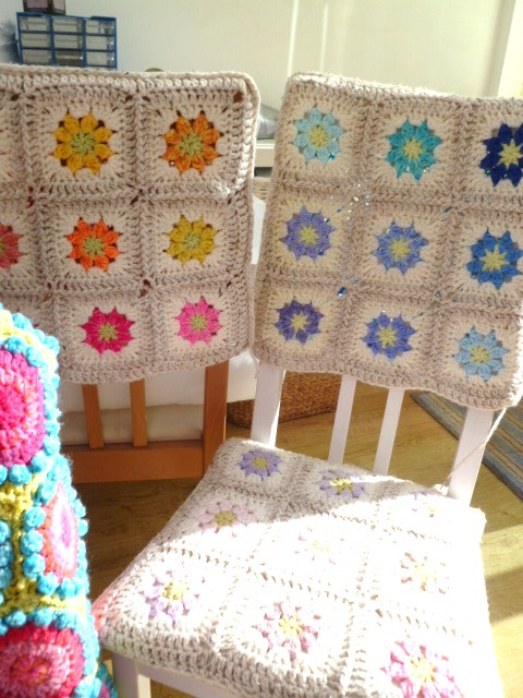 Susan Pinner Making Covers For 4 Old Dining Room Chairs