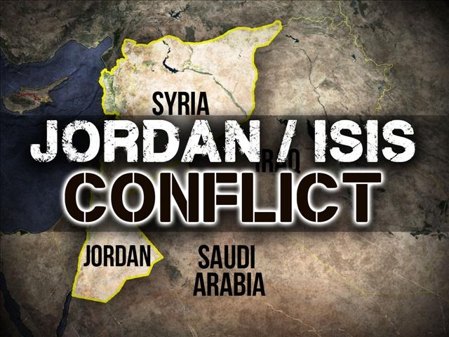 Jeremiah 49: Jordan Will Tremble & Fall!