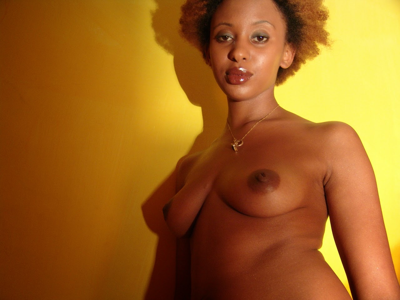 Advise Uganda singer leaked nude opinion you