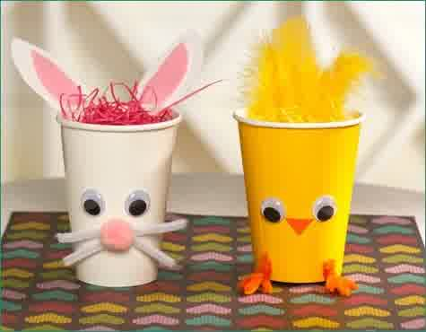 Fun crafts for kids