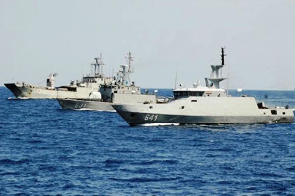 Sering dilalui Kapal Asing TNI AL dipinta Perketat Penjagaan Perairan Natuna