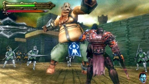 Downlaod Undead Knights PSP