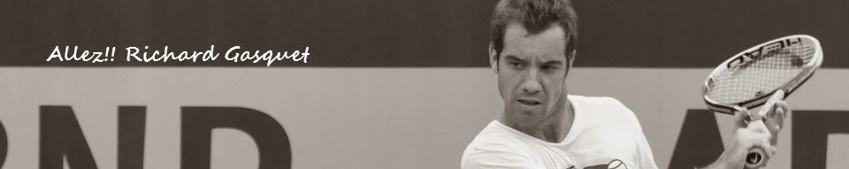 Richard Gasquet �Ɨ��̋L�^: World Tour Finals 2013 <b>�K�X�P</b>�� <b>...</b>