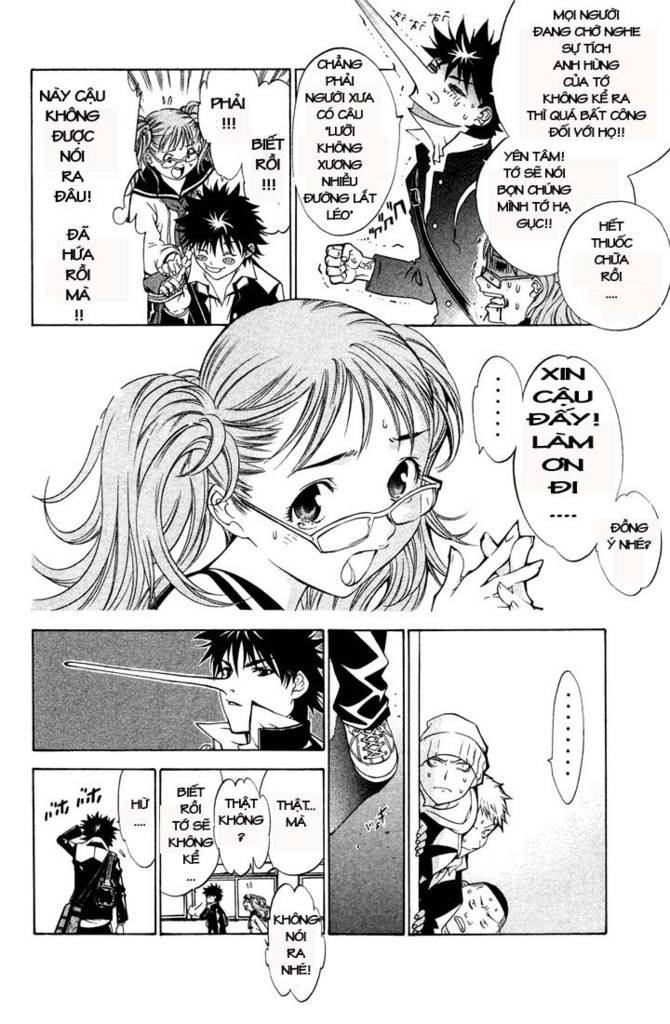 Air Gear Chap 004