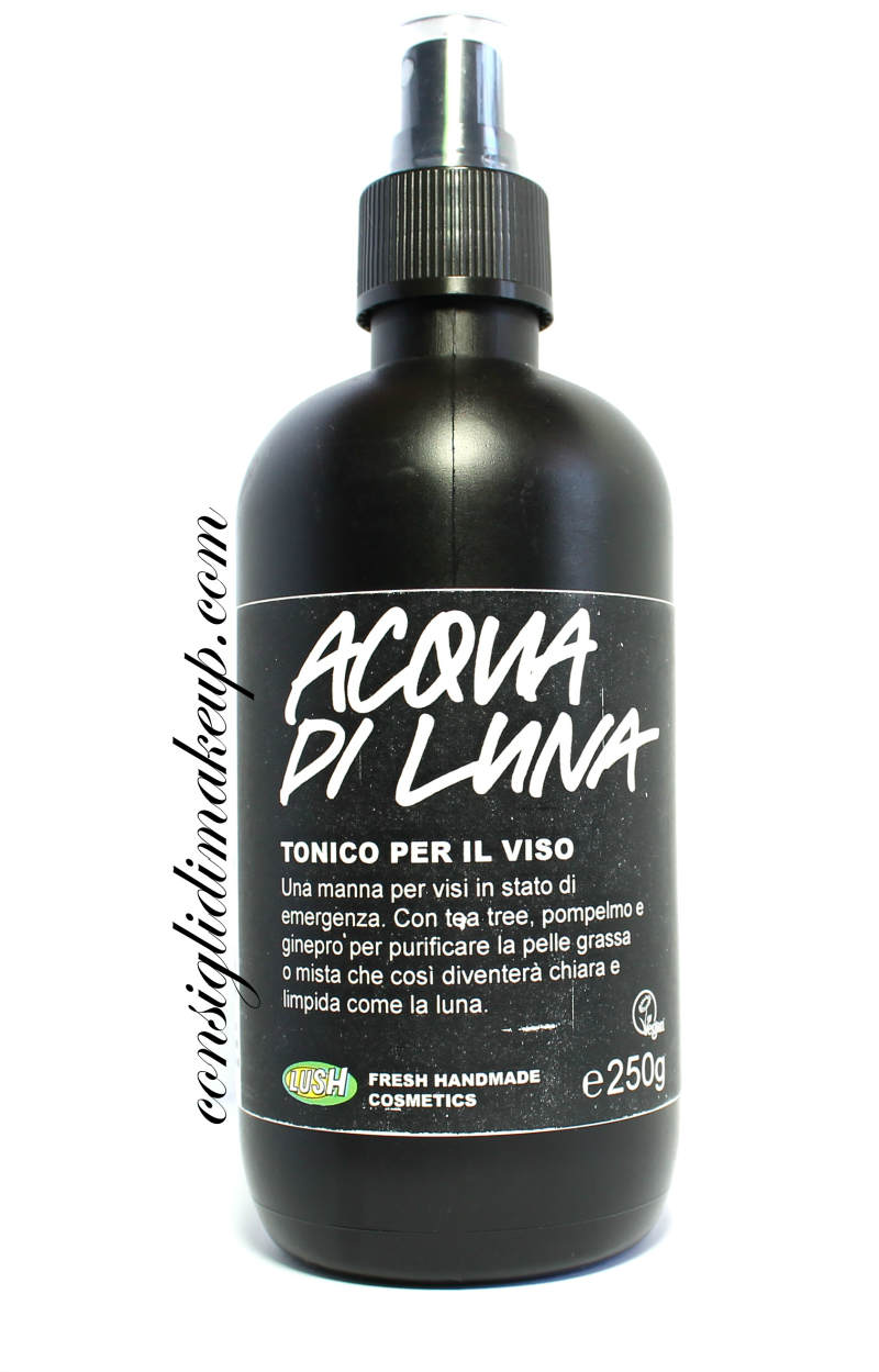 Review: Tonico Acqua di Luna - Lush