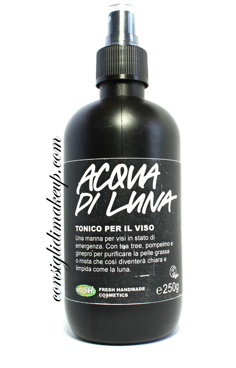 Review: Tonico Acqua di Luna - Lush