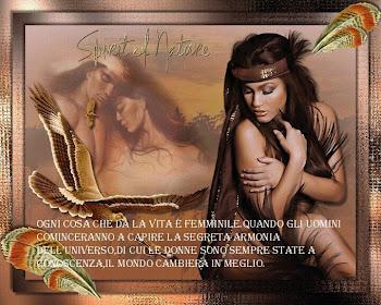 la donna e sacra