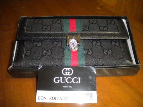 Portafoglio Gucci Interno