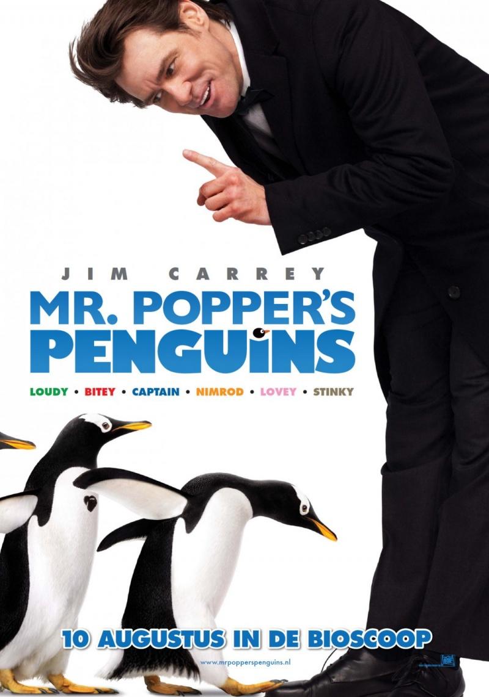 пингвины мистера поппера 2011 в хорошем качестве