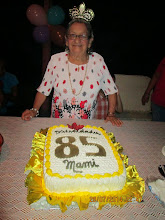 Felices 85 Mami!!!