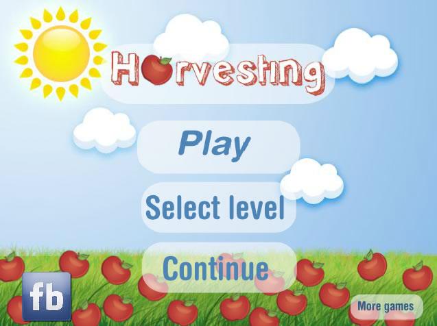 Unblocked Game : Harvesting
