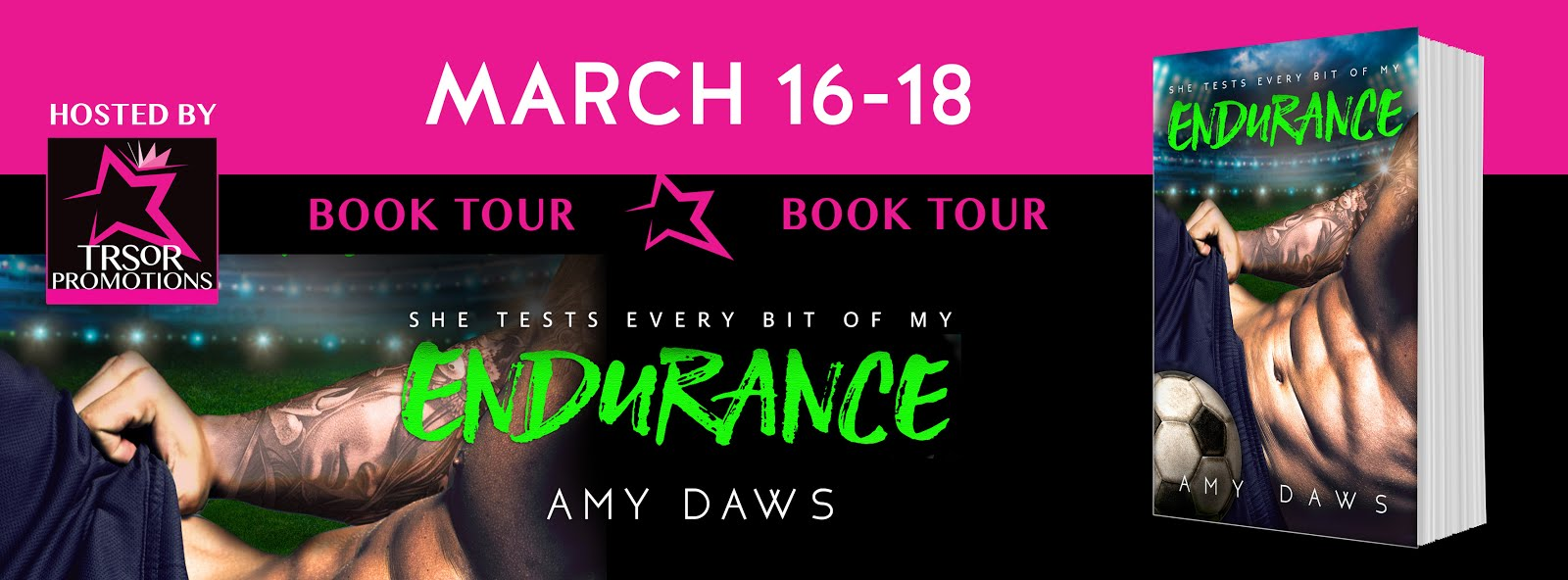 Endurance Blog Tour