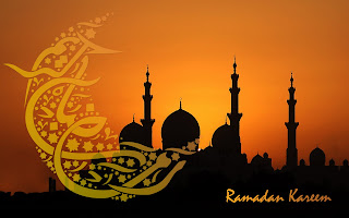Mosque Ramadan Desktop Wallpaper