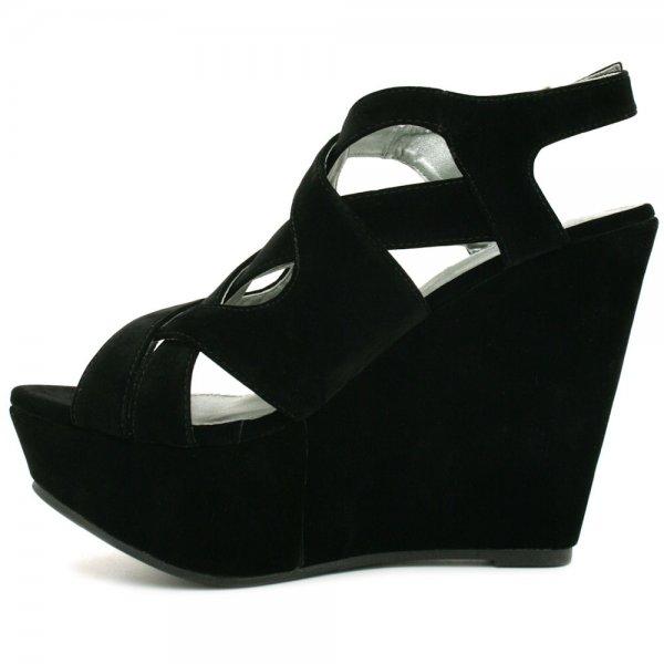Shoes Wedges Heels