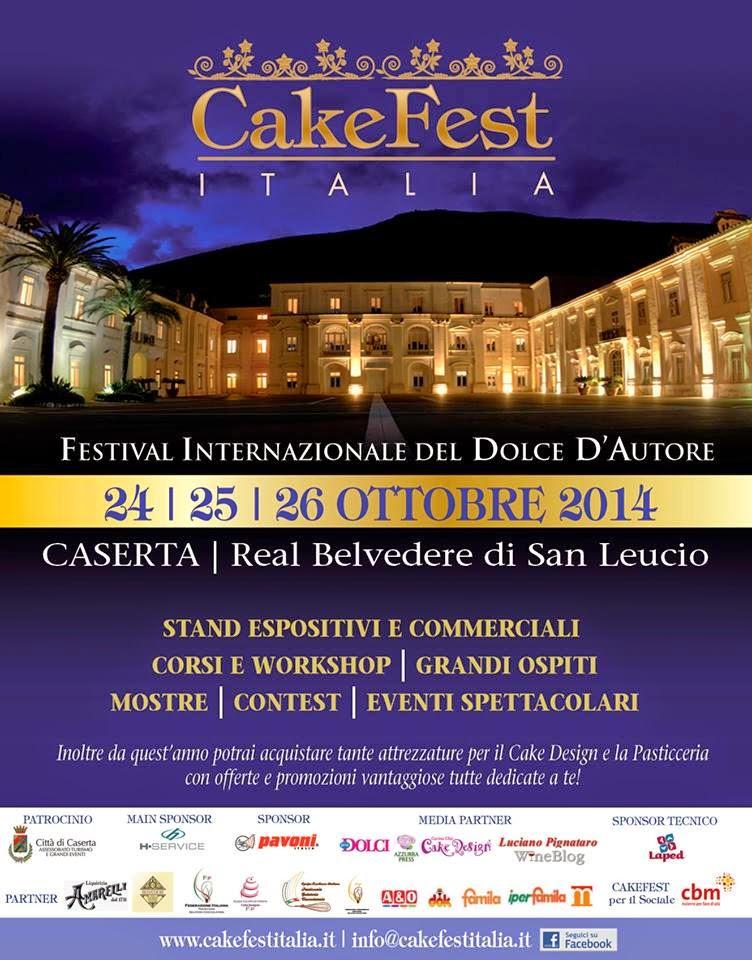 appuntamenti fip: cakefest italia