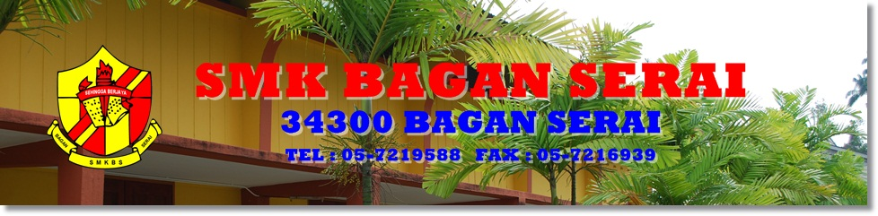 SMK Bagan Serai
