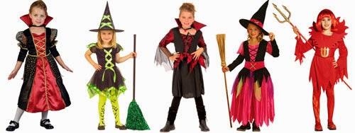 Pige Kostumer til halloween