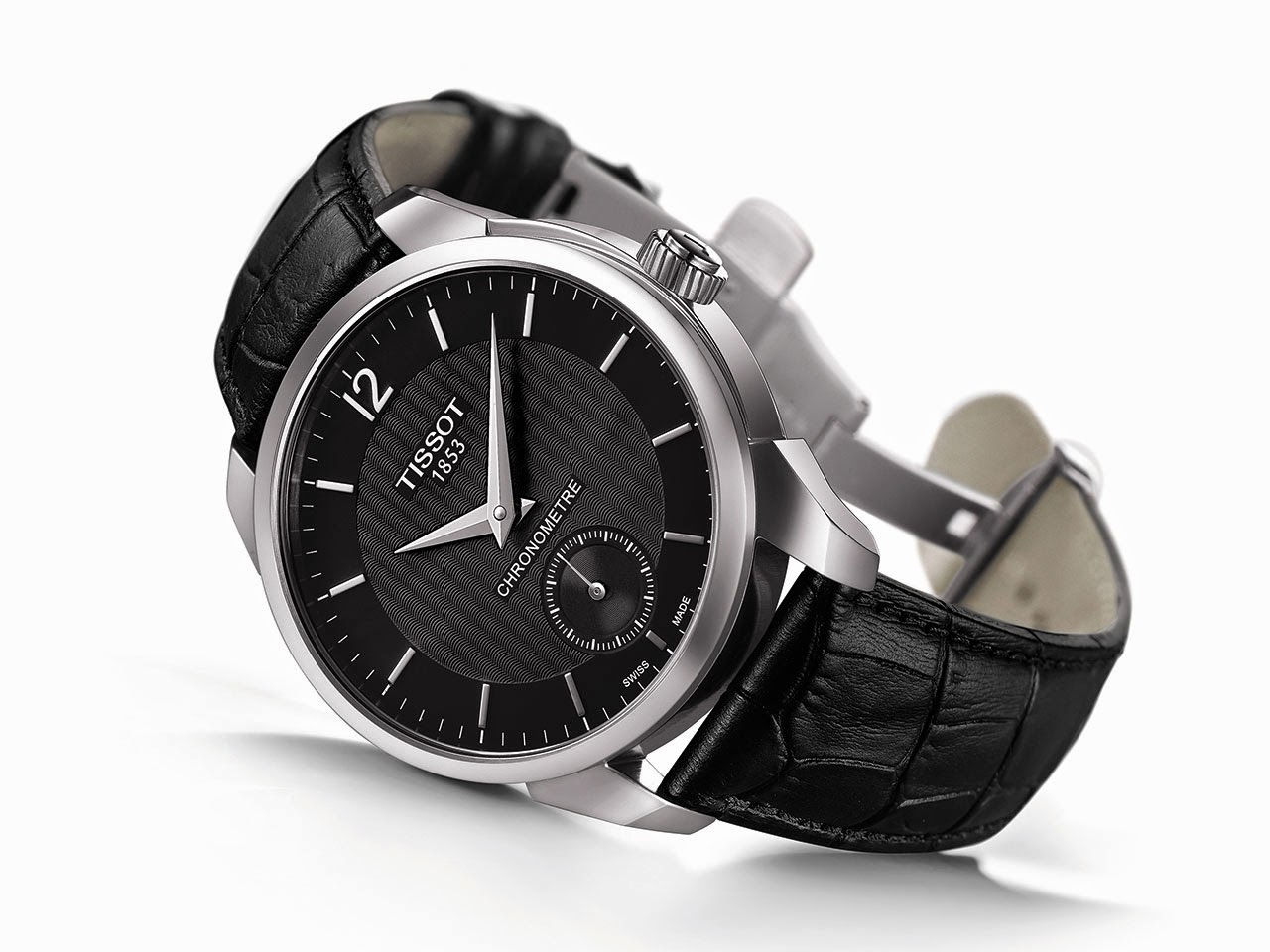 Tissot T-Complication Chronometer Watch