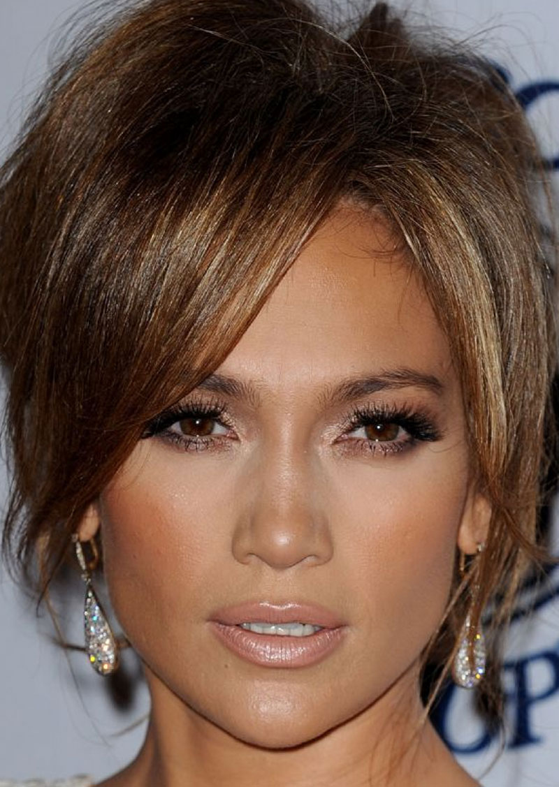 j lo3 Top 5 Makeup: Jennifer Lopez