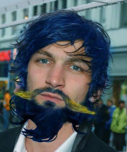 michiel huisman daario naharis barba azul - Juego de Tronos en los siete reinos