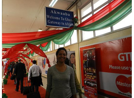 Gone to ghana 2012 akwaaba greetings from ghana we arrived at kotoka international airport in accra ghana at approximately 1255pm on december 31st although our flight was 10 hours we seemed to have the m4hsunfo