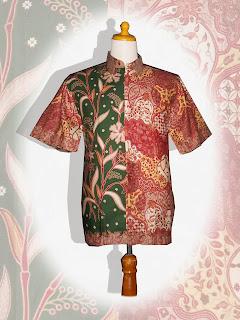 Foto Baju Batik Pria Danar Hadi