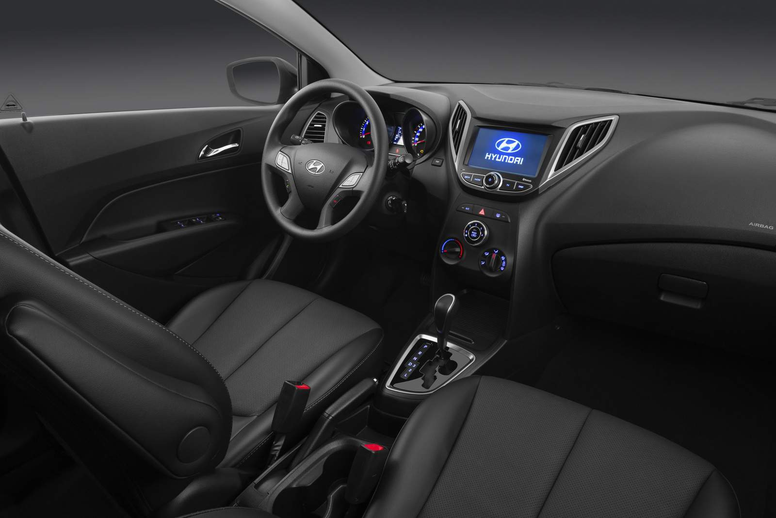 Hyundai HB20 2015 Spicy - interior