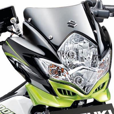 Gambar kepala Lampu Depan Satria FU 150