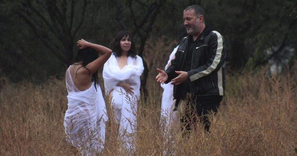 Naijas Fourth Disciple: ODD:Spooky shots of naked