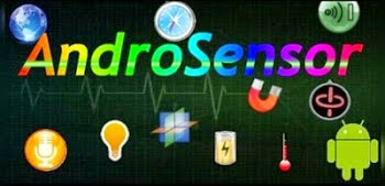 macam-macam Sensor Android dan fungsinya