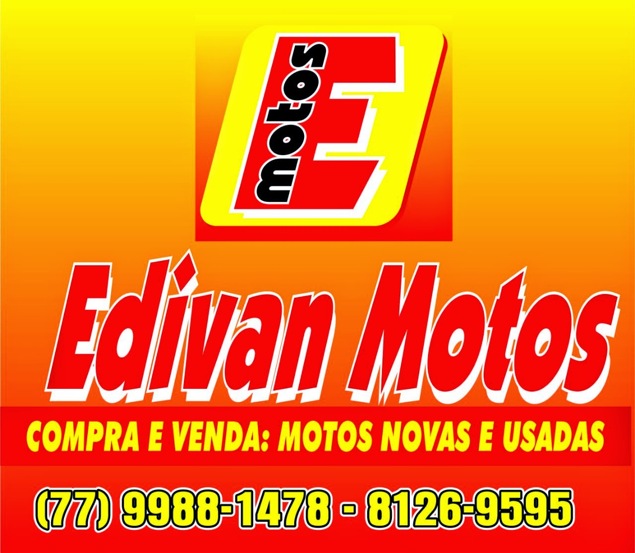 EDIVAN MOTOS