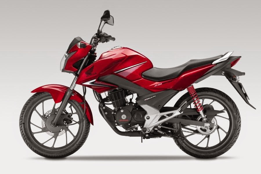 Honda CB125F (2015) Side 1