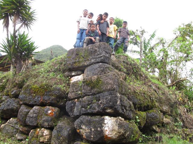Mayan ruins