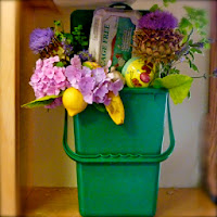 Green Bin on midsummer's eve